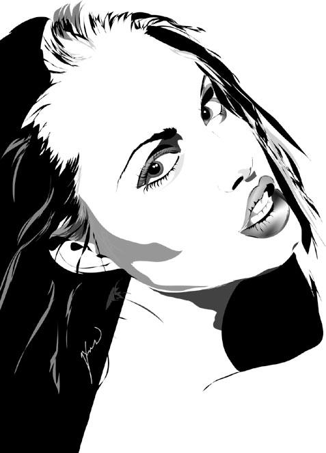 Angelina Jolie by florindamaria